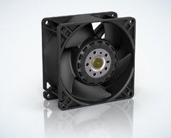 ebm-papst AxiForce tubeaxial fan